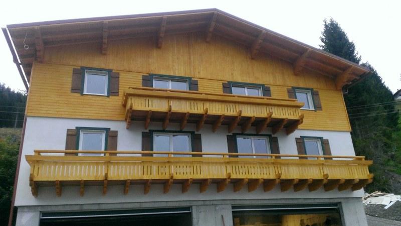 Holz Haus Construction Ausbauhaus Holzfertighaus Holzfertigbau