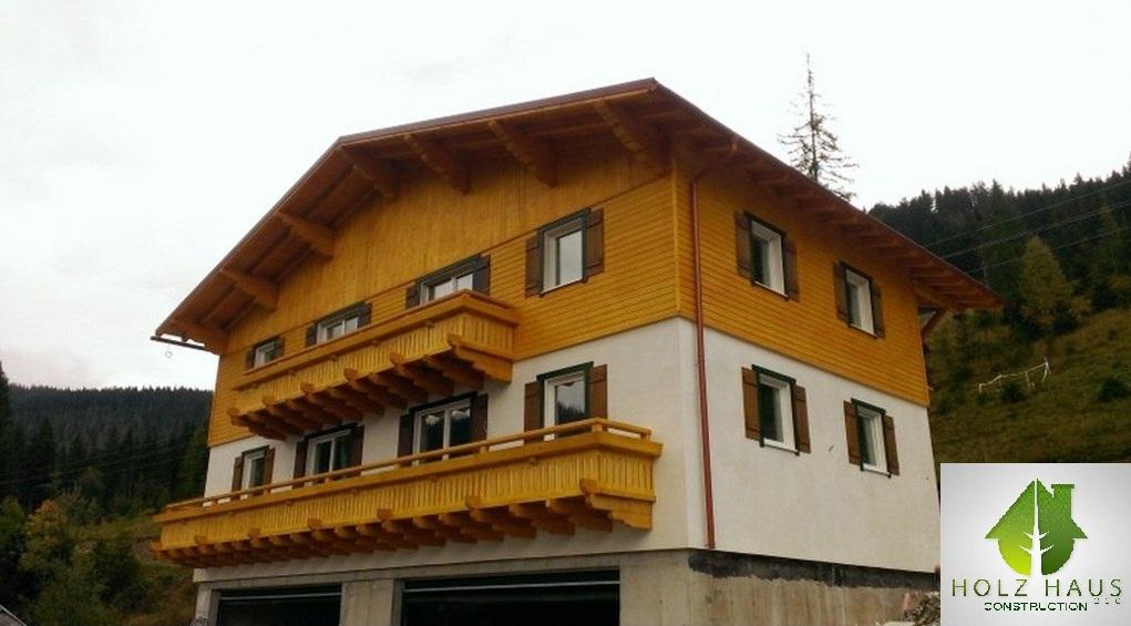 Holz Haus Construction | FERTIGHAUS HERSTELLER